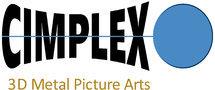 Metallbilder - Cimplex 3D Metal Picture Arts